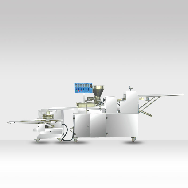 HJ-630 Two rollers flaky pastry making machine